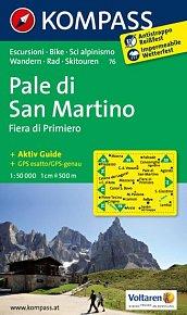 Pale di San Martino 76 / 1:50T NKOM