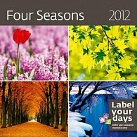 Kalendář nástěnný 2012 - Four Seasons