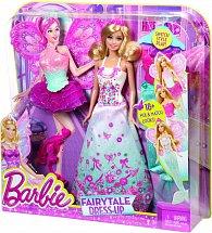 Barbie pohádkové kostýmy