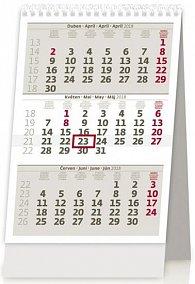 Kalendář stolní 2018 - Mini tříměsíční kalednář