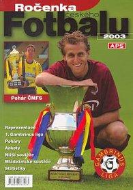 Ročenka českého fotbalu 2003