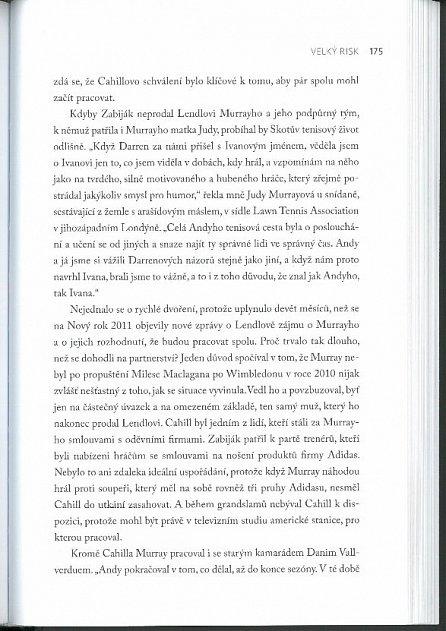 Náhled Ivan Lendl - Muž, kterému Wimbledon vyhrál až Andy Murray