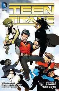 Teen Titans (2014-) Vol. 2: Rogue Targets