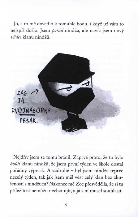 Náhled Deník nindži ze šestky 2 - Invaze pirátů