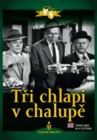 Tři chlapi v chalupě - DVD digipack