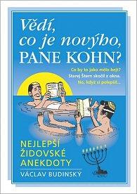Vědí, co je novýho, pane Kohn? - Nejlepší židovské anekdoty