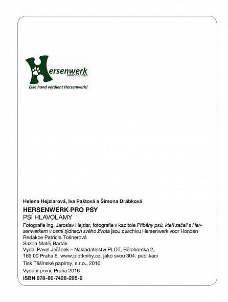 Náhled Hersenwerk pro psy - Psí hlavolamy