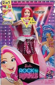 Barbie RR zpívající princezna