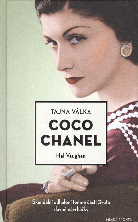 Náhled Tajná válka Coco Chanel - Skandální odhalení temné části života slavné návrhářky