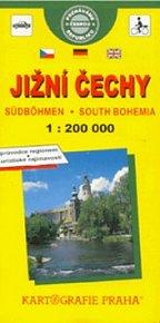 Jižní Čechy-průvodce regionem