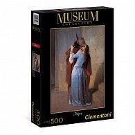 Puzzle Museum 500 dílků The kiss