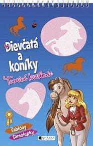 Dievčatá a koníky