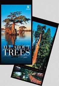 All About Trees 2009 - nástěnný kalendář