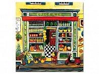 Puzzle Obchod s potravinami 1000 dílků