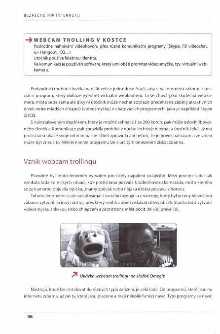 Náhled Bezpečně na internetu - průvodce chováním ve světě online