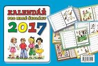 Kalendář pro malé školáky 2017 stolní