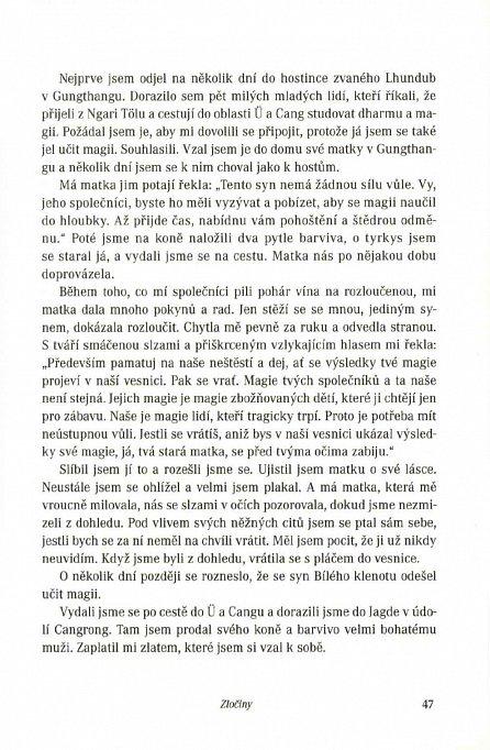 Náhled Milarepa - Život a osvícení