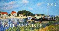 Impresionisté - stolní kalendář 2012