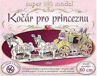 Kočár pro princeznu - super model bez nů