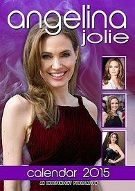 Kalendář 2015 - Angelina Jolie (420x297)