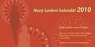 Nový lunární kalendář  2010 - stolní kalendář
