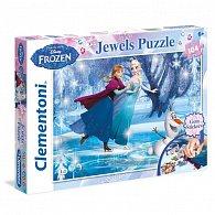 Puzzle Jewels Ledové království 104 dílků