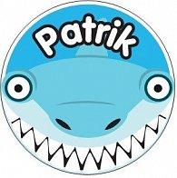 Držák na kartáček pro Patrika
