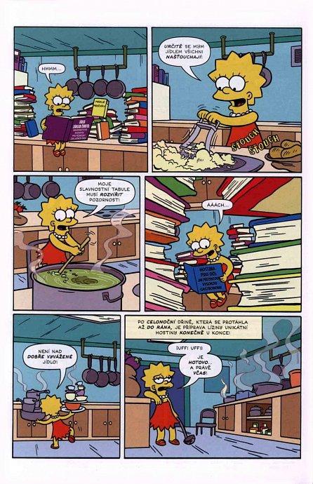 Náhled Simpsonovi - Bart Simpson 03/2017 - Lízin bratr
