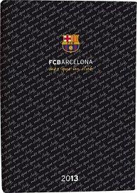 Diář B6 Lyra denní FCBarcelona černý 2013