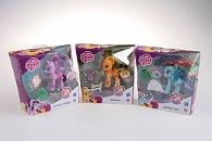 My Little Pony pohybující se poníci s křišťálovými kamarády