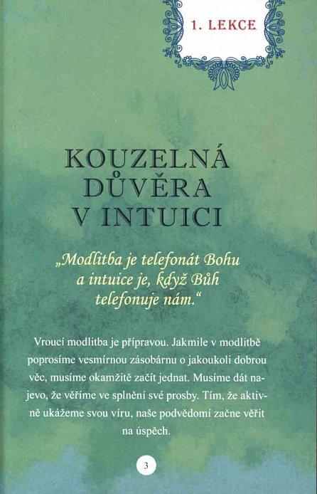 Náhled Kouzlo intuice