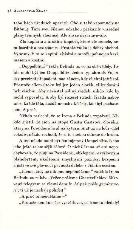 Náhled Poseidonia - Neuvěřitelná dobrodružství Ireny Orletzové a Belindy Meredithové