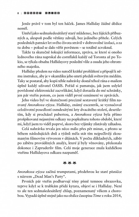 Náhled Ready Player One