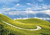Kalendář nástěnný 2013 - Via