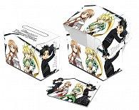 UP Art: Sword Ready Deck Box - krabička na karty