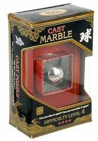 Hlavolam Hanayama Gold - Marble