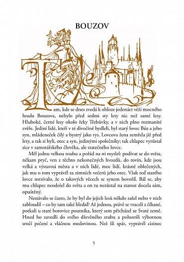 Náhled Pověsti o hradech a zámcích