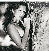 Kalendář 2013 poznámkový - Woman Adolf Zika, 30 x 60 cm