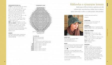 Náhled Pleteme kloboučky, čepice a barety - Historie, techniky, modely
