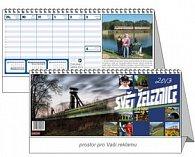 Svět železnice 2013 - stolní kalendář
