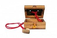 Hlavolam Prsten v krabičce
