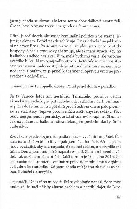Náhled Homo psychoticus II aneb Můj návrat ke studiu