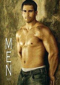 Men 2012 - nástěnný kalendář