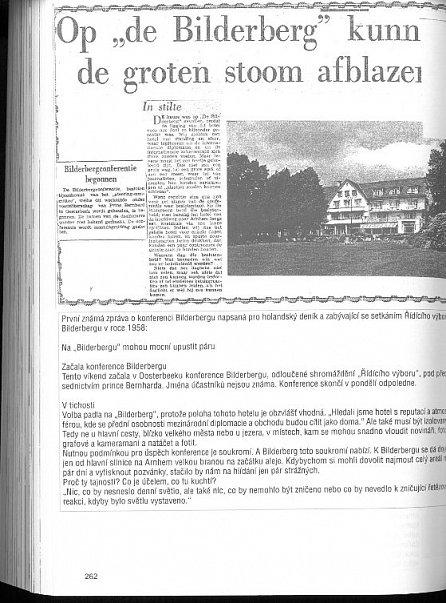 Náhled Pravdivý příběh skupiny Bilderberg