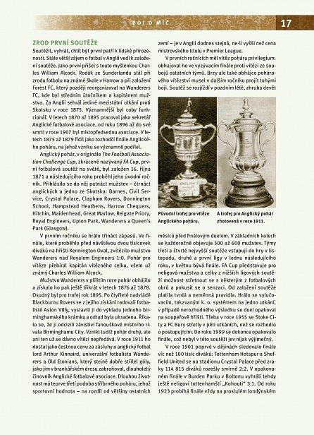 Náhled Fotbal – Historie od počátku do současnosti