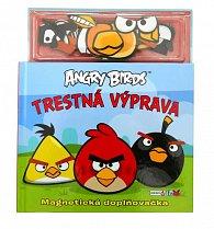 Angry Birds - Trestná výprava (magnetická doplňovačka)