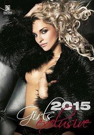 Kalendář nástěnný 2015 - Girls Exclusive