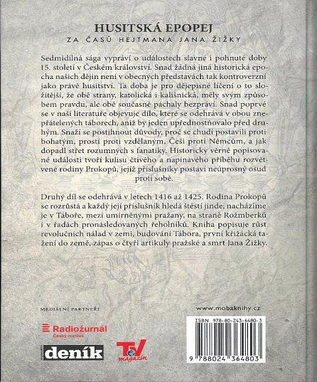Náhled Husitská epopej II. 1416-1425 - Za časů hejtmana Jana Žižky