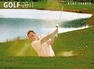 Kalendář 2011 - Golf - René Teuber (48x33) nástěnný