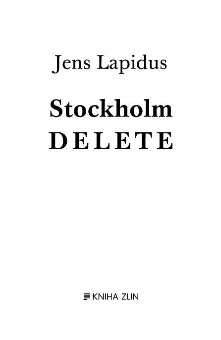 Náhled Stockholm DELETE